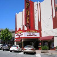 Fox movie theater, Salinas, Салинас