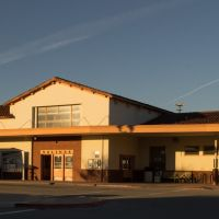 Salinas Amtrak depot (0114), Салинас