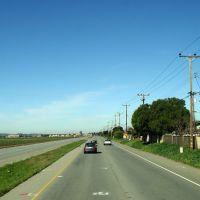 Leaving Airport, Salinas, Салинас
