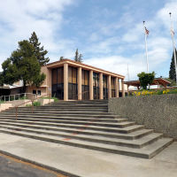 Calaveras County Courthouse, San Andreas, California, Сан-Андрис