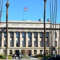 San Bernardino County Courthouse, Сан-Бернардино
