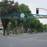 SAN BERNARDINO´S WELCOME, Сан-Бернардино