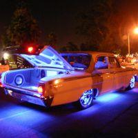 Neon Cruiser, Сан-Бернардино