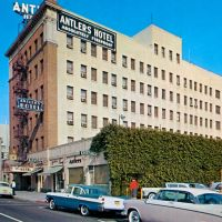 Antlers Hotel - San Bernardino, CA, Сан-Бернардино