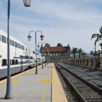 San Bernardino Station, Сан-Бернардино