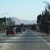 215 Freeway in San Bernardino, Сан-Бернардино