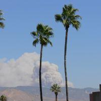 Palms and Big Bear Fire   9- 15 -2007, Сан-Бернардино