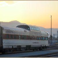 Sierra hotel / Southwest Chief @ San Bernardino station, Сан-Бернардино