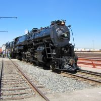Steam Engine at San Bernardino, Сан-Бернардино