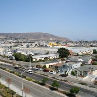 View from Tanforan Mall garage, Сан-Бруно