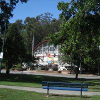 Veteran Memorial and Recreation Center,San Bruno,Ca., Сан-Бруно