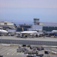 San Francisco International Airport, Сан-Бруно