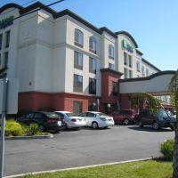 USA-California,Hotel Holiday Inn Express, Сан-Бруно