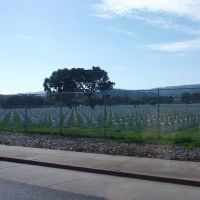 Golden Gate National Cemetery, San Bruno, CA, Сан-Бруно