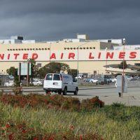 United Airlines SFO Maintenance Base, Сан-Бруно