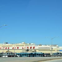 United Air Lines Building, Сан-Бруно