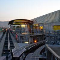 Tram station, Сан-Бруно