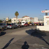 San Gabriel - Valley Intersection,Los Angeles, Сан-Габриэль