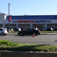 Pepboys Auto Parts,Temple City, Сан-Габриэль