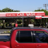 Car Wash,Temple City, Сан-Габриэль