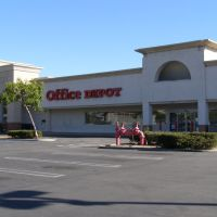 Office Depot,Rosemead Nov 2009, Сан-Габриэль
