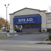 Rite Aid,Rosemead Nov 2009, Сан-Габриэль