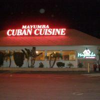 Cuban Cuisine ,9PM Oct 2011, Сан-Габриэль
