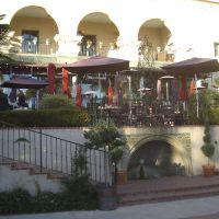 Balboa park, Prado restaurant, Сан-Диего