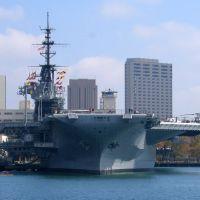USS Midway, San Diego, California, Сан-Диего