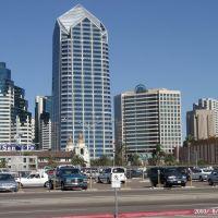 San Diego 4, Сан-Диего