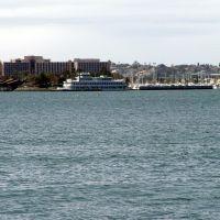 20070910-CXXXIII-Bay view from North Harbor Dr.-San Diego, Сан-Диего