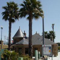 Old Train Depot, Сан-Карлос