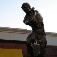 Puck statue, Сан-Луис-Обиспо