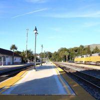 San Luis Obispo Railway Station, California - USA, Сан-Луис-Обиспо