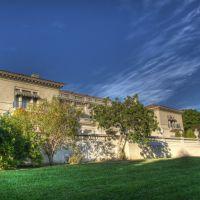 Beaux-Arts mansion (now the Huntington Art Gallery), The Huntington, San Marino California, Сан-Марино