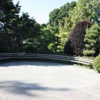 Round bench, Сан-Матео