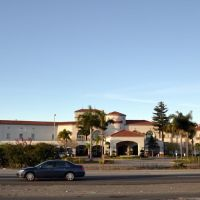 San Mateo Marriott San Francisco Airport, 1770 S Amphlett Blvd, San Mateo, CA 94402, Сан-Матео