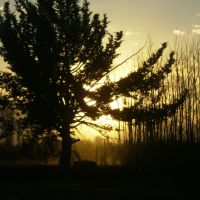 El fuego del sol, Сан-Рафель