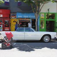 Lincoln Continental, Сан-Рафель