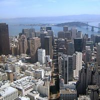SF downtown, Сан-Франциско