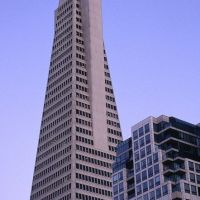 Transamerica Pyramid, San Francisco, Сан-Франциско