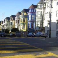 CUESTAS Y COLORES, Сан-Франциско