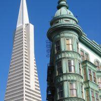 Columbus Ave, Сан-Франциско