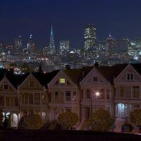 SFO  016, Сан-Франциско