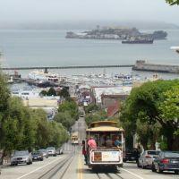 Cable Car à San francisco, Сан-Франциско