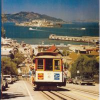 San Francisco - le célèbre tram, Сан-Франциско