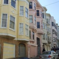 San Francisco Traditional Houses Bis, Сан-Франциско