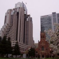 392 San Francisco Marriott Hotel, Сан-Франциско