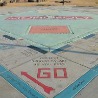 Giant Monopoly Board, Сан-Хосе