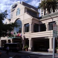 Fairmont Hotel, San Jose, Сан-Хосе